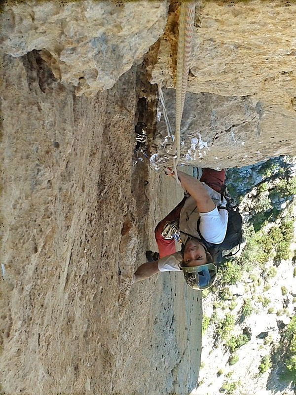 climbing in andalucia